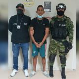 Capturan en Barranquilla a 'Orejón', presunto integrante del Clan del Golfo