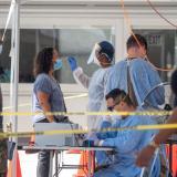 El ritmo de vacunación contra covid-19 en Estados Unidos se ralentiza