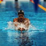 Jorge Murillo fue eliminado de los 100 metros pecho en los Juegos Olímpicos de Tokio
