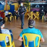 """""""Vine a trabajar con la comunidad"""": comandante de la Policía de Sucre"""
