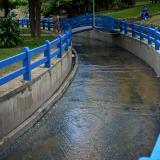 En el barrio Villa Santos piden limpiar alcantarillado pluvial