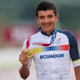 Se agita la polémica en el deporte de Ecuador tras las críticas de Carapaz
