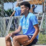 Luis Díaz ya se enfoca en el Porto