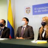 MinCiencias y Colfuturo anuncian alivio para el Programa Crédito Beca