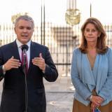Desplazamientos del Presidente y la Vicepresidenta serán por separado