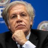 Secretario General de la OEA, Luis Almagro, dio positivo para covid-19