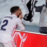 Carvajal amplía hasta 2025 su compromiso con el Real Madrid