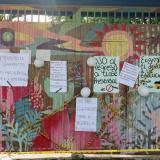 Padres de familia cerraron colegio en Palomino