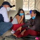 Necoclí, colapsado por cerca de 15.000 migrantes represados