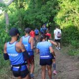 Usiacurí recibe a senderistas y atletas