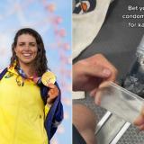 Juegos Olímpicos Tokio 2020: Jessica Fox conquistó el bronce tras reparar su kayak con un condón