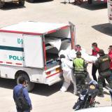 Lo mataron a bala dentro de un parqueadero en Santa Marta
