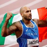 Lamont Jacobs, el italiano es el nuevo rey de los 100 metros en los Olímpicos