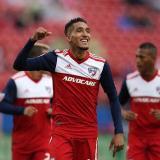 El colombiano Ferreira marca gol del triunfo del FC Dallas