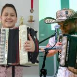 Ganadores Festival Distrital de Acordeones de Barranquilla