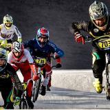 Barranquilla disfrutó del BMX