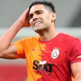 Galatasaray no puede pagar el sueldo de Falcao y tendría que buscar otro club