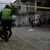Asesinan a bala a un reciclador en el Centro Histórico de Soledad