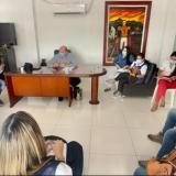 Comisión humanitaria de la Defensoría llega a Santa Rosa, sur de Bolívar
