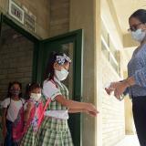 Presencialidad en los colegios de Barranquilla