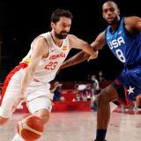 Estados Unidos clasificó a las semifinales del baloncesto en los Juegos Olímpicos de Tokio