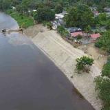 Alerta amarilla en ríos de Santa Marta por constantes  lluvias