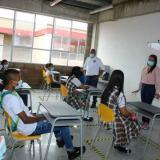 Estudiantes de Malambo, mal librados en las pruebas Saber 11