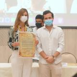 Concejo otorga medalla de 'Gran Mujer' a primera dama de Barranquilla