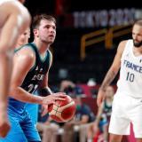 Francia niega a Doncic la gloria olímpica