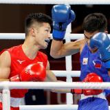 No lo salvaron los jueces: Tanaka, rival de Yuberjen, perdió en la semifinal