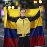 Medalla de plata para Lorena Arenas de Colombia en los 20 km marcha en Tokio 2020