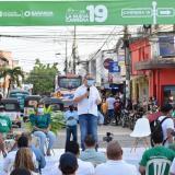 Invierten $2.900 millones en pavimentación de vía en Baranoa