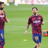 """Piqué se despide de Messi: """"Ya nada volverá a ser lo mismo"""""""