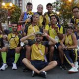 Es un triunfo de todo el equipo de trabajo: entrenador de marcha de Colombia