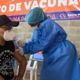 Santa Marta, sin vacunas contra la covid -19 para primera dosis