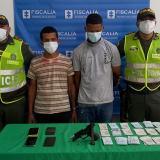 Capturan a supuestos asaltantes de un almacén de cadena en San Felipe
