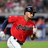 Óscar Mercado se destacó con los Indios de Cleveland