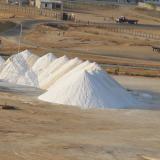 Este lunes transportarán 800 mil toneladas de sal tras huelgas en Manaure