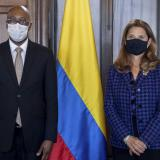 Vicecanciller viajará a Haití para la repatriación de los cuerpos de exmilitares fallecidos