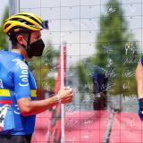 Esteban Chaves, nuevo ciclista del EF Education para la temporada del 2022