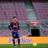 Jorge Messi confirma que su hijo jugará en el PSG