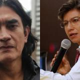 Rifirrafe entre Claudia López y Gustavo Bolívar
