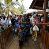 Alcalde de Acandí autorizó ingreso de 3.000 migrantes represados en Necoclí