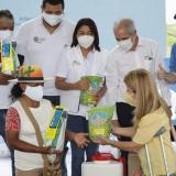 Garantizan ingresos y seguridad alimentaria a 3.250 familias en Atlántico
