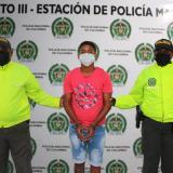 Cayó alias Jona, uno de los más buscados en Bolívar