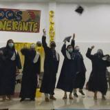 106 excombatientes se gradúan como bachilleres con 'Maestro Itinerante'