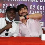 Barranquilla recibirá a varios campeones de boxeo olímpico