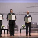 Maduro saluda primeros pasos para buscar salidas a la crisis de Venezuela
