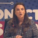 Ministra Karen Abudinen habla sobre los 70 mil millones de pesos de contrato con Centros Poblados