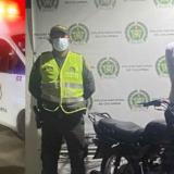 Policía resulta herido en persecución contra delincuentes en Santa Marta